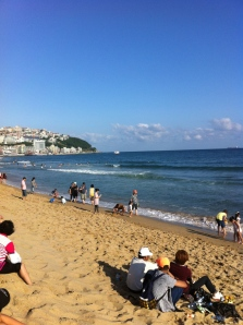 Haeundae made me homesick!